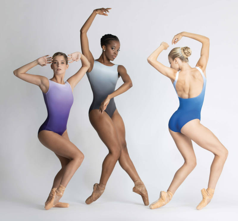 BR ADULT MIELLE OMBRE' LEOTARD