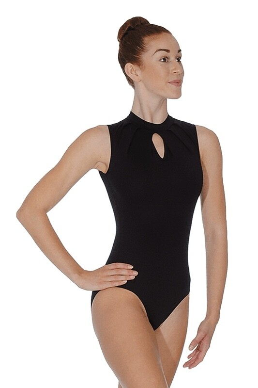 BR KIDS CELESTINE HIGH NECK LEOTARD