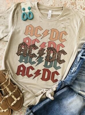 AC/DC Distressed