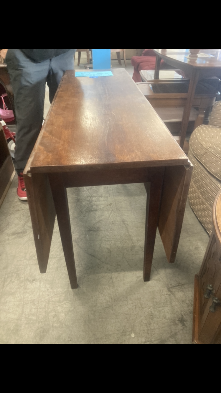 Antique Drop Leaf Table