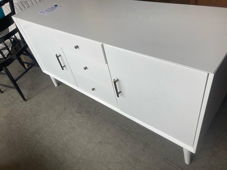 Crosley Furniture Co. Buffet (White)
