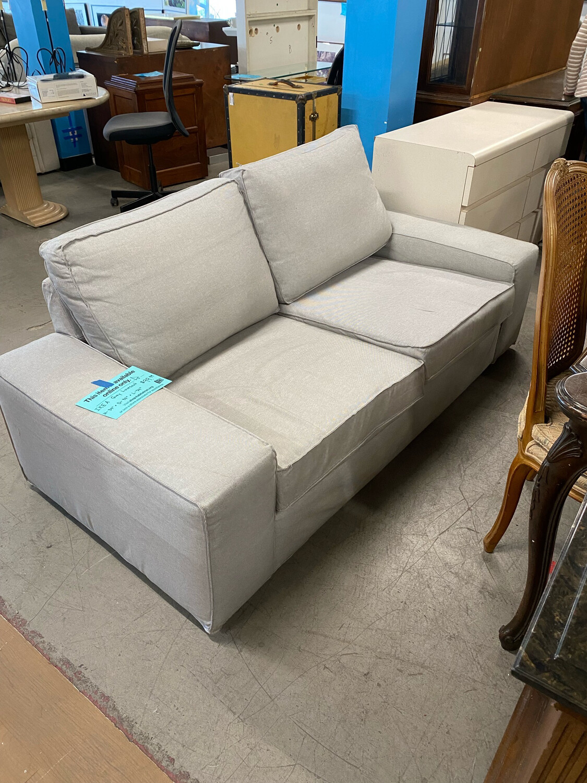 IKEA Grey Loveseat