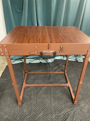 Hammacher Schlemmer Puzzle Table