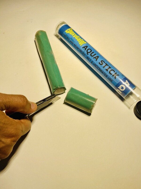 Epoxy Gator® Aqua Stick Epoxy