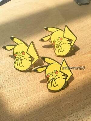 Pokemon : Detective Pikachu Enamel Pins