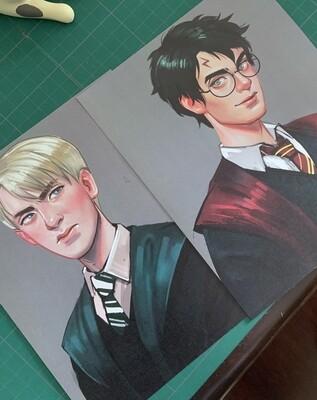 Harry Potter prints