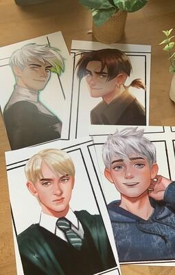 sixfanarts Prints