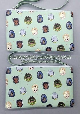 Overwatch support bag