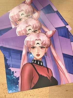 Sailormoon print
