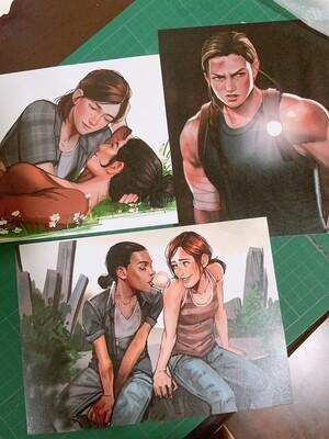 The Last of Us Prints
