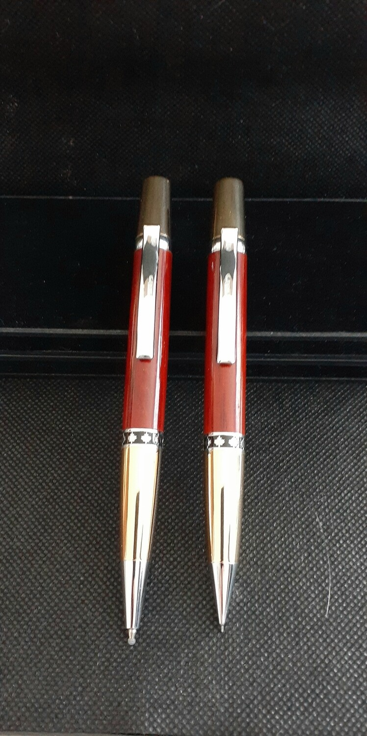 Pen and pencil duo