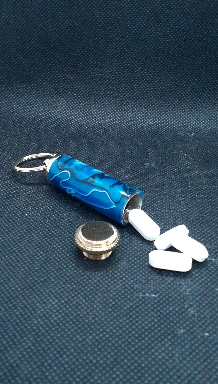 Porte clés pilulier