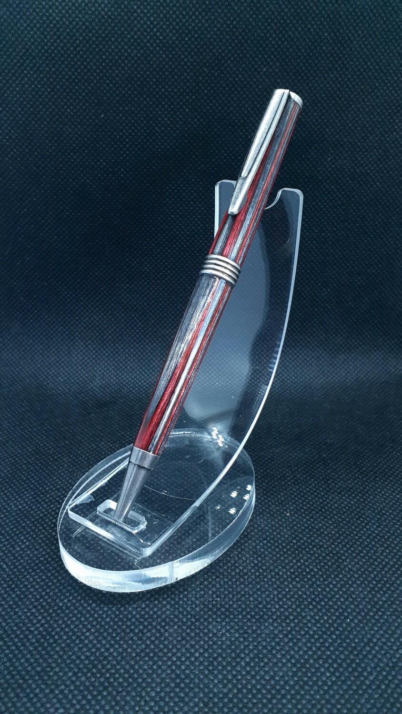 Streamline ballpoint pen
