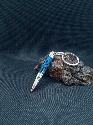 Mini buller key chain