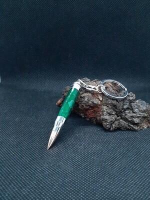 Mini bullet key chain