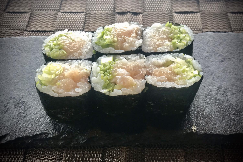 Negitoro Roll