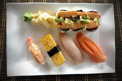 Spicy Tuna Combo