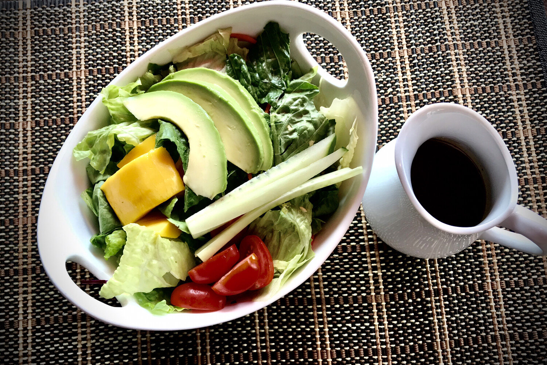 Fat Tuna House Salad