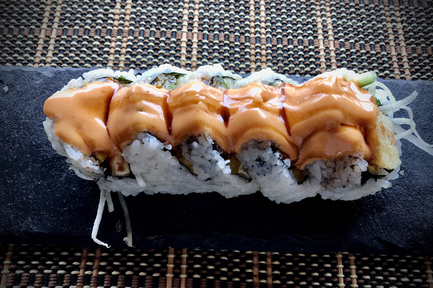 Spicy Vegetable Roll