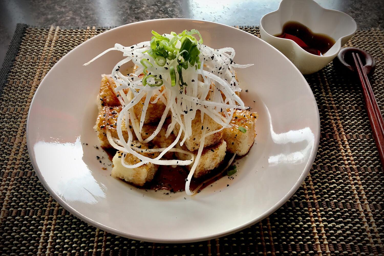 Agedashi Tofu (Large)