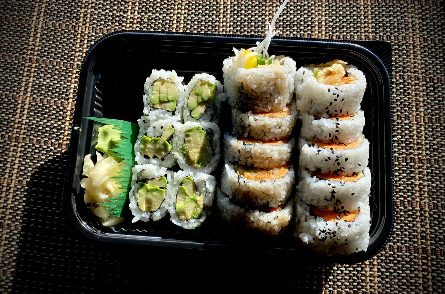 Vegetable Combo (Avocado Roll)
