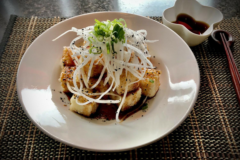 Agedashi Tofu (Small)