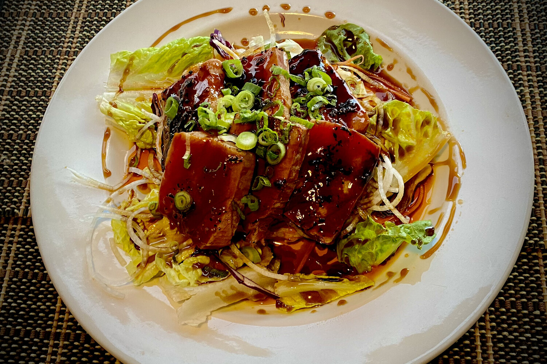 New Style Sashimi (Tuna)