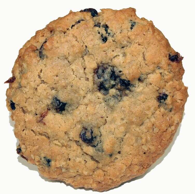 One Dozen Oatmeal Raisin Cookies Party Size