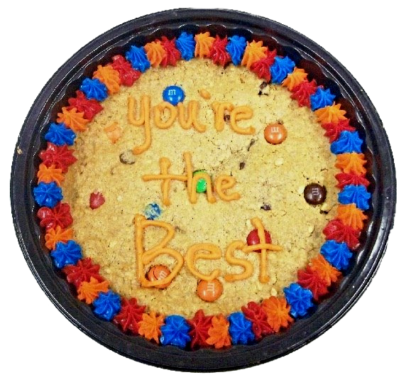 "8"" Round Cookie Cake"