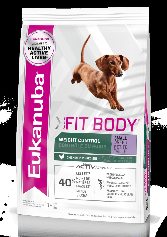 Eukanuba Fit Body Small Breed 5 lb