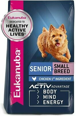 Eukanuba Senior Small Breed 5 libras