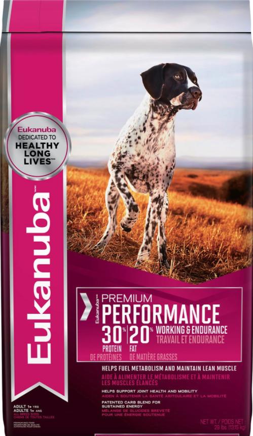 Eukanuba Premium Perfomance 44 libras