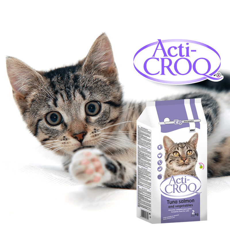 Acti-Croq Tuna & Salmon