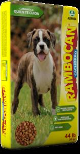 Rambocan Cachorro de 44 libras