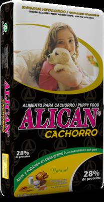 Alican Cachorro 50 libras