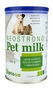 Pet Milk Neostrong 500 Gramos