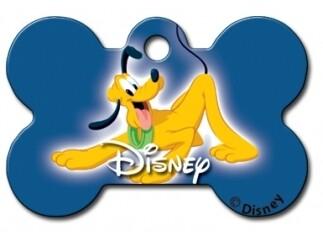 "Hueso ""Pluto Disney"" Azul (PLU 149)"