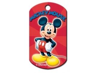 Militar Cromado Mickey (PLU 181)