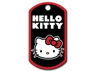 Militar grande Hello Kitty (PLU 2745)