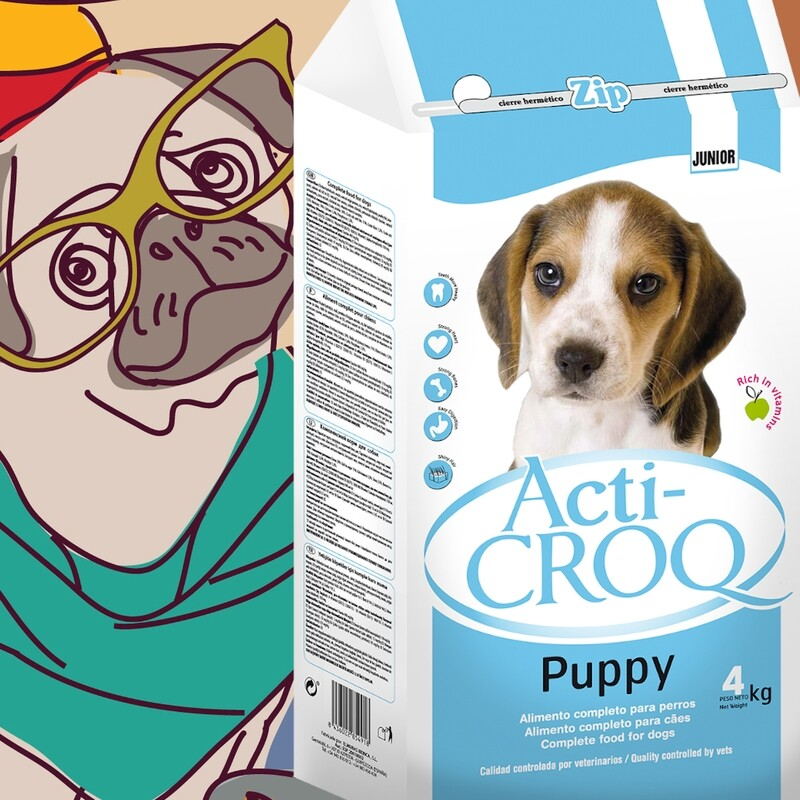 Acti-Croq Puppy