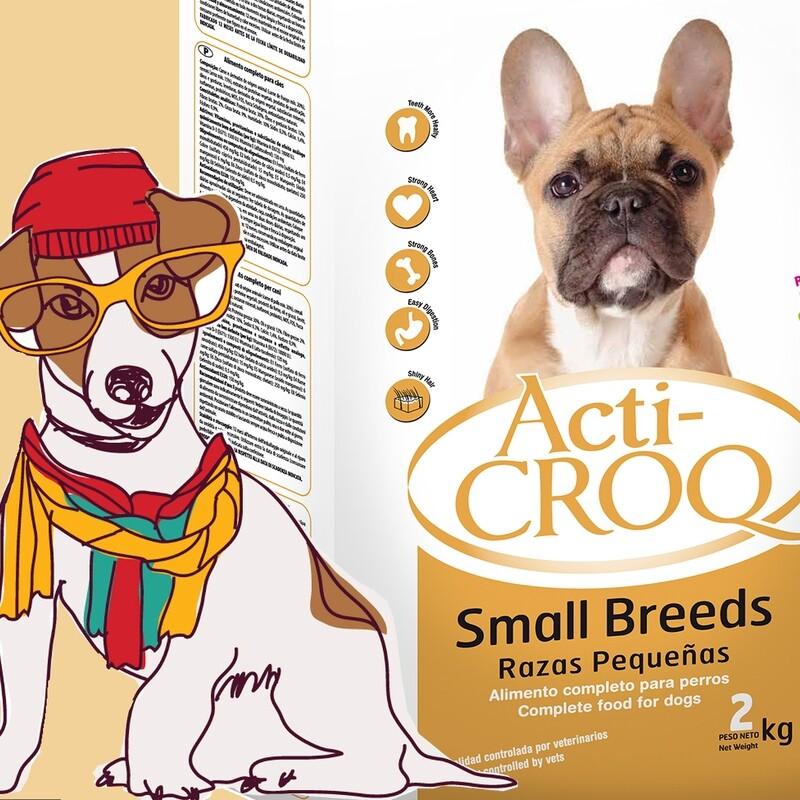 Acti-Croq Small Breed PLU 3516