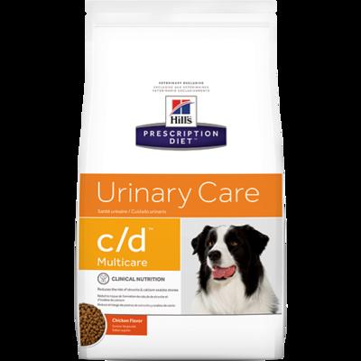 PD c/d Multicare Canine 8.5 libras