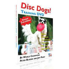 Disc Dog Training DVD - W/ Jawz Disc