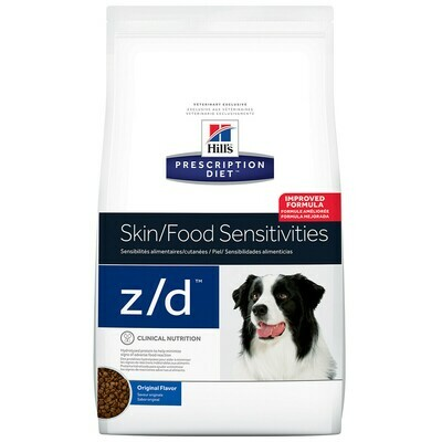 PD Z/d Canine 17.5 libras
