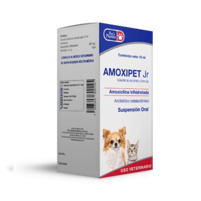 Amoxipet JR (15 ml)
