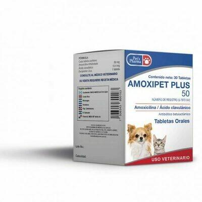 Amoxipet Plus 50