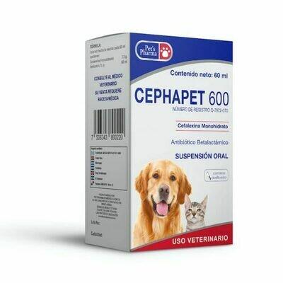 Cephapet 600 (60 ml)