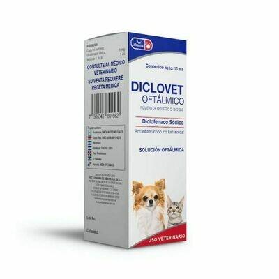 Diclovet Oftálmico 10 ML