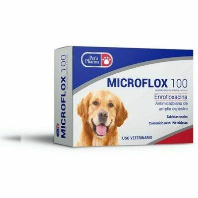 Microflox 100 (20 Tabs)