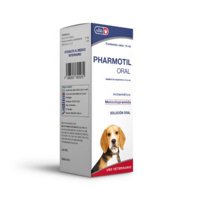Pharmotil Oral Solución (15 ml)